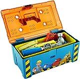 Mattel The Builder Bob Boîte à Outils, DGY48, 0