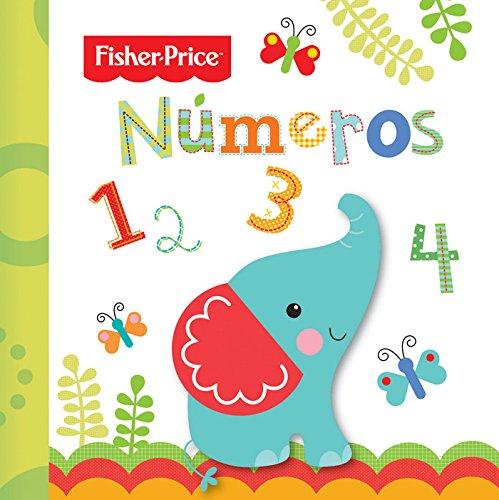 Texturitas. Fisher price. Números