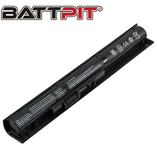 BattPit Batterie pour HP VI04 VI04XL 756743-001 756745-001 TPN-Q140 TPN-Q144 HSTNN-DB6I HSTNN-DB6K HSTNN-LB6J HSTNN-LB6K Pavilion 14-v000 14-v100 14-v200 15-p000 15-p100 15-p200 [4 Cellules/2200mAh]