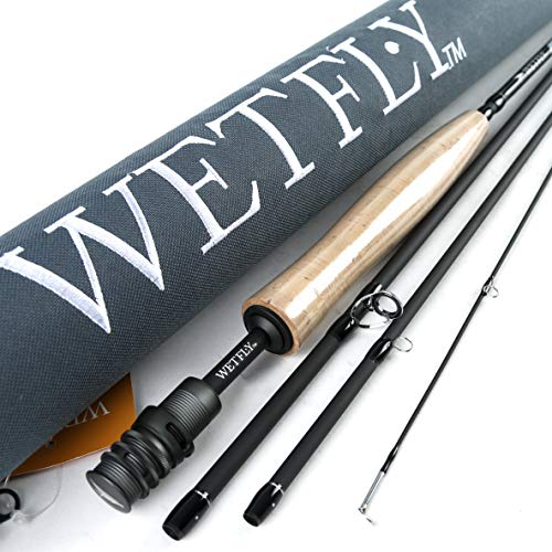Wetfly Nitrolite Fly Fishing Rod and Reel Combo