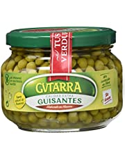 Gvtarra Guisantes - Paquete De 6 X 215 Gr, 1290 g - Pack de 6