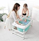 GAOLEI Baby Faltbad Baby Badeeimer kann setzen die Kind Familie