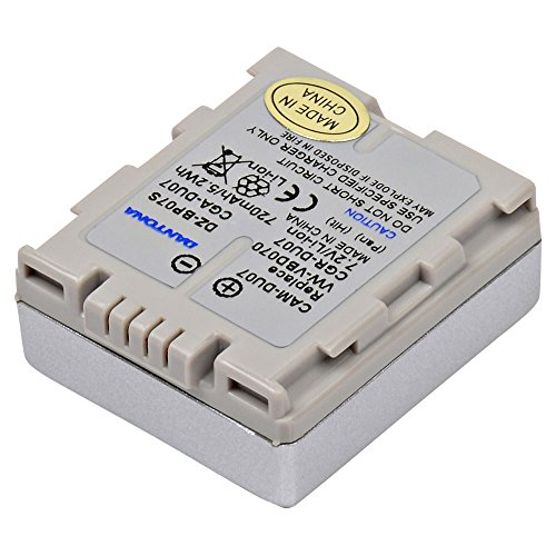 Ultralast Camcorder Replacement Battery for Hitachi - DZ-BP07PW