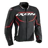 Ixon Blouson moto Sprinter NOIR/ROUGE, Noir/Rouge, M
