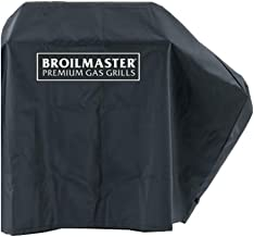 Broilmaster DPA109 Large Black Cover for Use with 1-Side Shelf