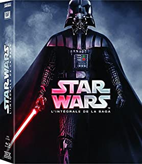 Star Wars-La Saga [Blu-Ray] (B013JUNL58) | Amazon price tracker / tracking, Amazon price history charts, Amazon price watches, Amazon price drop alerts