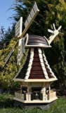 holzdekoladen Schöne Windmühle