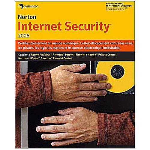 Norton Internet Security 2006 - (version 9 ) - ensemble complet - 1 utilisateur - Win - Français