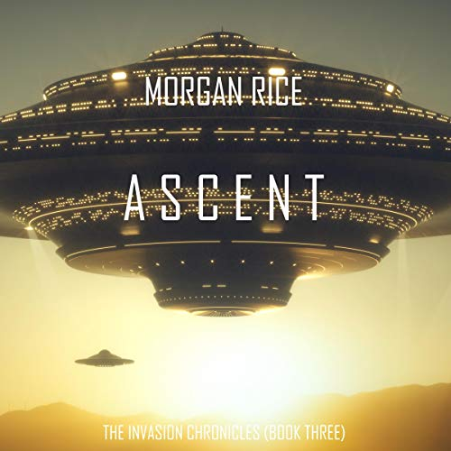 Ascent: A Science Fiction Thriller  By  cover art
