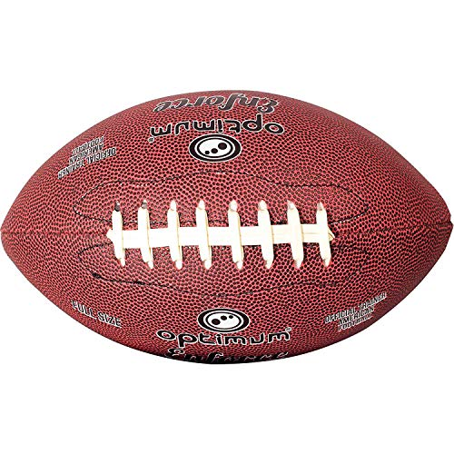 Optimum Enforce Amerikanischer Fußball Ball, Full Size