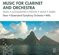 Music for Clarinet and Orchest