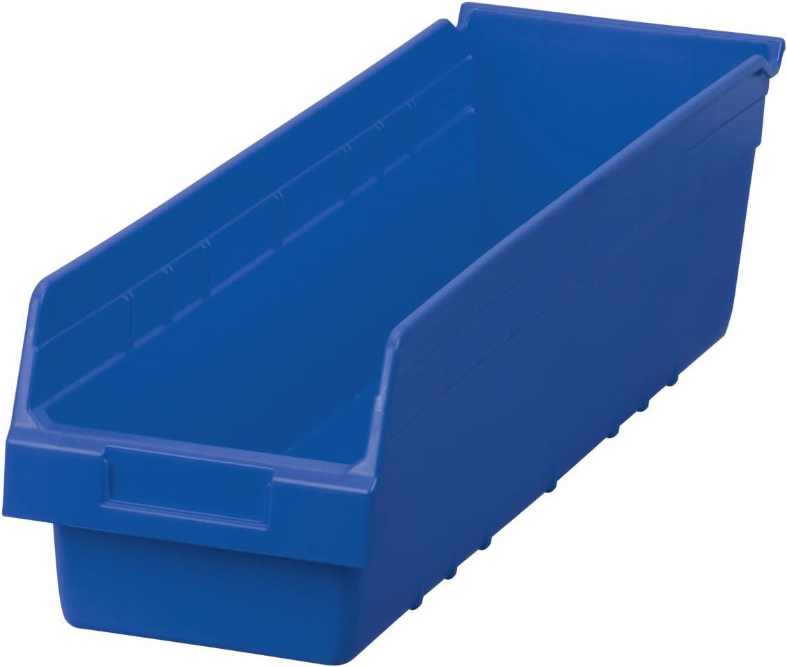 Akro-Mils 30094 Plastic Nesting Discount is also underway ShelfMax Box Bin Storage 24-In [Alternative dealer]