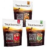 Natures Menu Dog True Instinct Complete Dinner - Mixed Multi-pack 6x120g