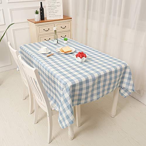 xiaopang Mantel de vinilo resistente para mesa rectangular, a prueba de aceite, resistente a las manchas, resistente al moho, 300 cm