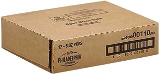 Philadelphia 8 ounce Original Cream Cheese, 8 ounce -- 12 per case.