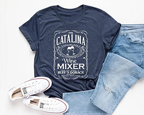 Catalina Wine Mixer Shirt, Step Brothers Catalina Wine Mixer Sunset Graphic Adult T-Shirt, Catalina Wine Mixer Tee Shirt, Catalina Wine Mixer Hat