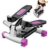 miglior QIANC Stepper per a Casa,Home Trainer Stepper Port