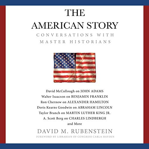 The American Story  By  cover art