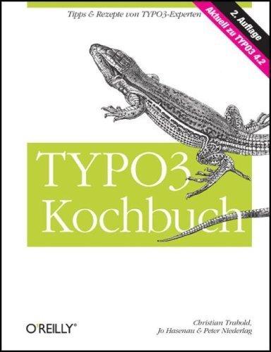 TYPO3 Kochbuch by Peter Niederlag(1905-06-30)