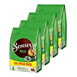 Senseo Mild Roast - Almohadillas de café para cafeteras (4 Unidades, 192 Unidades)