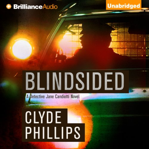 Blindsided audiobook cover art