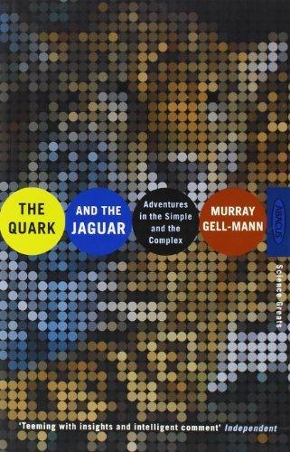 El quark y el jaguar. Aventuras en lo simple y lo complejo.