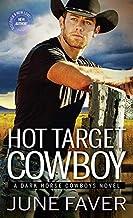 Hot Target Cowboy (Dark Horse Cowboys Book 2)