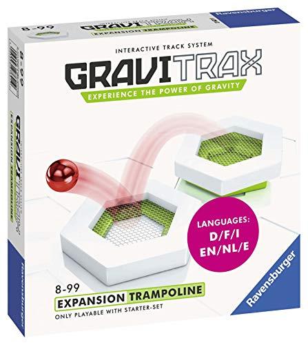 Ravensburger 27621 GraviTrax Tappeti Elastici, Accessorio,8+, Gioco Logico-Creativo, Gioco STEM