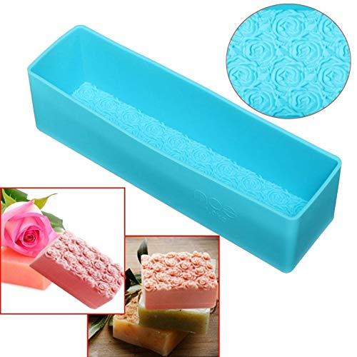 MXBIN Rose Toast Silikon-Seifen-Form-Kuchen-Backen-Brot DIY Schokoladen-Form-Gebäck Brot Kuchen Bakware Werkzeuge Hardware-Reparaturwerkzeuge