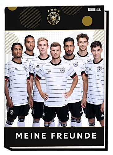 DFB: Meine Freunde: Freundebuch