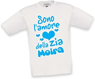 Awesome ZIO divertente natale compleanno idee regalo presente soltanto Top Ragazzi Ragazze T Shirt