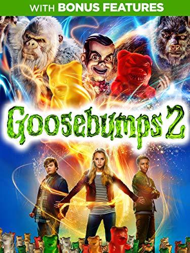 Goosebumps 2 [With Bonus Content]
