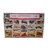 Colección de Sellos Vehículos - Coches/Autos/Automotores para el Transporte/de Todo el Mundo / 100 Sellos Diferentes/Recuerdo