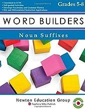 Word Builders Noun Suffixes