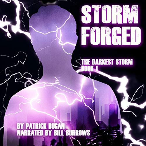 Couverture de Storm Forged
