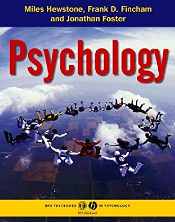 Psychology by Miles Hewstone (2005-06-06)