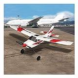 SONGTAO Avión RC Mini 2.4GHz Avión De Control Remoto Sistema De Estabilización RTF Fácil De Volar para Principiantes Avión RC Eléctrico con Giroscopio
