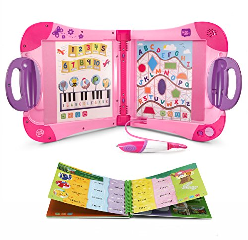 LeapFrog LeapStart Interactive Learning System, Pink