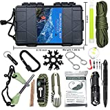Zoom IMG-1 kit sopravvivenza emergenza multiuso 15