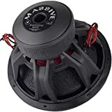 Car Subwoofer by Massive Audio KILOX154 - High SPL Bass 15' Subwoofer - 15 Inch Car Audio 2,000 Watt MAX, 1000w RMS, Competition Subwoofer, Dual 4 Ohm, 3 Inch Voice Coil. Sold Individually