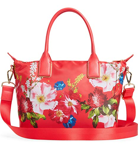 Ted Baker Rubby Berry Sundae Small Nylon Mid Red Polyester Tote (Red)