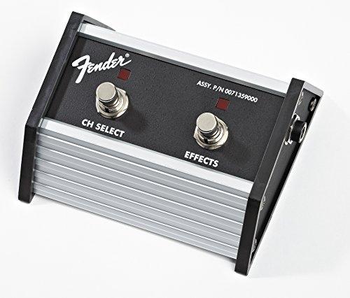 Fender 007-1359-000 Pedal FM65DSP/Super-Champ XD de 2 botones