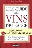 Dico-guide des vins de France