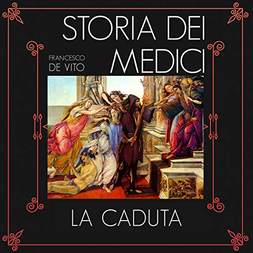 La caduta audiobook cover art
