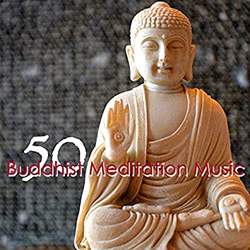 Buddhist Meditation Music: 50 Tibet Asian Background Music, Relaxing Songs and Sounds of Nature for Yoga Space & Zen Meditation