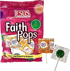 Faith Pops Bag - 6 oz