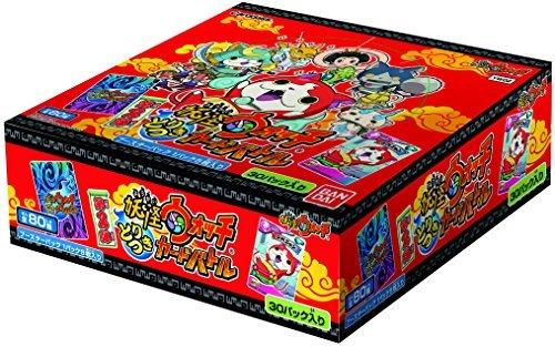 BANDAI (Yokai Watch) Toritsuki Card Battle 2nd Booster Pack [YW02] (Box) by