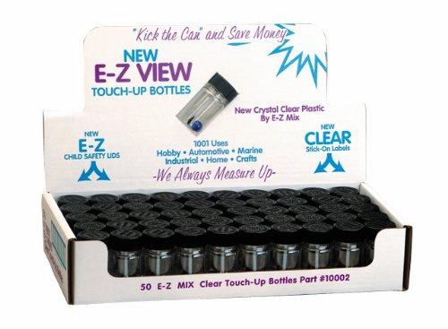 E-Z Mix Paint Bottle with Brush & Shaker - 70002