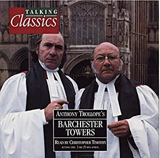 Barchester Towers cover art