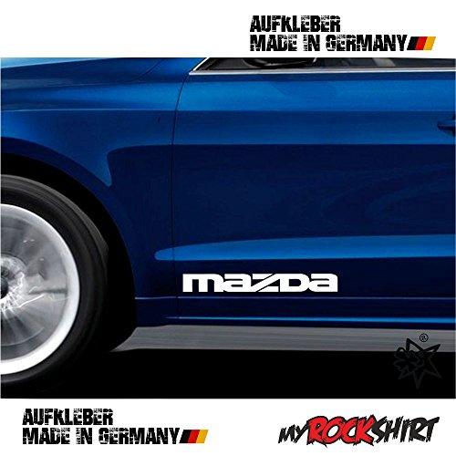 Mazda Aufkleber